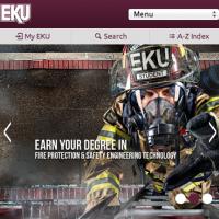 EKU Homepage