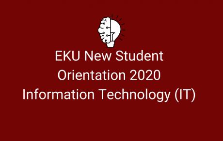 IT Orientation Logo